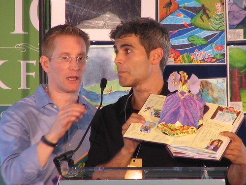 Robert Sabuda and Matthew Reinhart