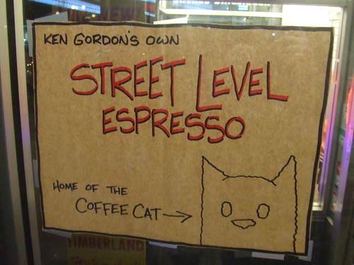 Street Level Espresso