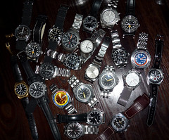 Any one got the time (czd72) Tags: swiss watch omega sd wrist sinn seamaster speedmaster seiko rolex doxa royaloak tissot dreadnought audemars piguet 556 seadweller brietling damasko superocean precista prs2 prs50le