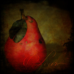 b l u s h (anniedaisybaby) Tags: autumn friends stilllife fall texture fruit grunge harvest chapeau pear blush bestofflickr rephotography allyouneedislove firstquality redpear welcometomyworld t4l imagepoetry creativephoto itsmagical |ash| visiongroup onenesslabyrinth thegoldentouch memoriesbook colourartaward colourartawards thedictionaryofimage jaiel thecompleteherbal multimegashot atqueartificia mysticofthetextures magicartoftextures goldenmasterpiece trsorsartistiques fotossansfrontiers checktheftd