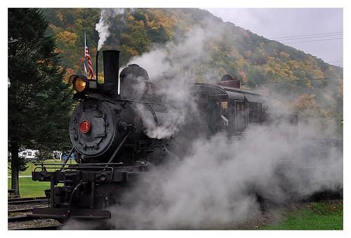 3, Durbin and Greenbrier Valley Railroad, Durbin, West Virginia