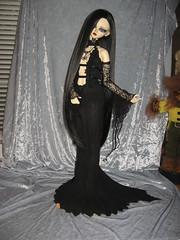 LLuvia in the dress (plumaluna07@sbcglobal.net) Tags: ball doll bjd dollfie jointed