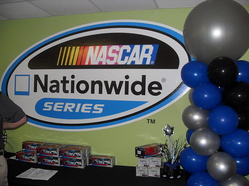 NNS: Inside the Nationwide suite