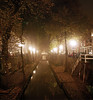 Nieuwe gracht, Utrecht at Night (lambertwm) Tags: mist misty fog night canal long exposure utrecht nacht foggy viewcount gracht nieuwe mistig utrechtbynight lwmfav utrechtnight utrechtnacht