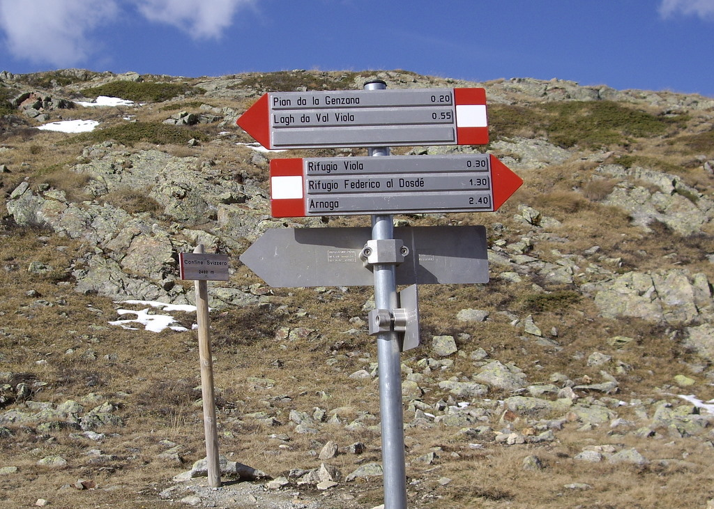 Pass da Val Viola