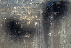 Off the Wall in Seattle (detail 14) 10-11-08 (stevenascroggins) Tags: seattle abstract art history happy layers robertrauschenberg markrothko offthewall ageless franzkline frankstella adreinhardt aaronsiskind robertmotherwell blackpaintings stevescroggins