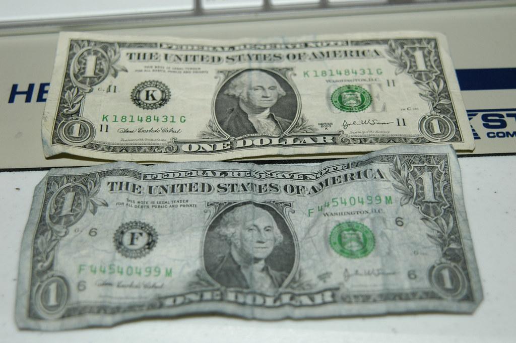 Counterfeit Dollar