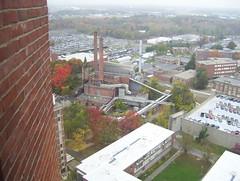 UMASS Amherst, Massachusetts, USA (Purrfecdizzo) Tags: usa october massachusetts 2008 amherst  umassamherst   webduboislibrary universityofmassachusetts universityofmassachusettsamherst