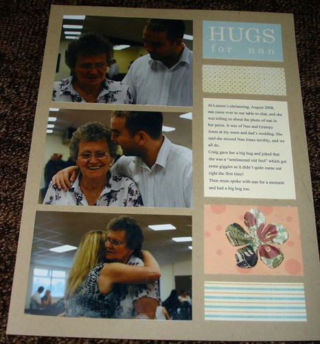 Hugs for nan - Week 3, layout 1