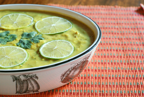 Mulligatawny second day