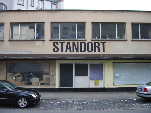 Standort Atelierhaus und Kunstraum in der Allerheiligenstr. 7
