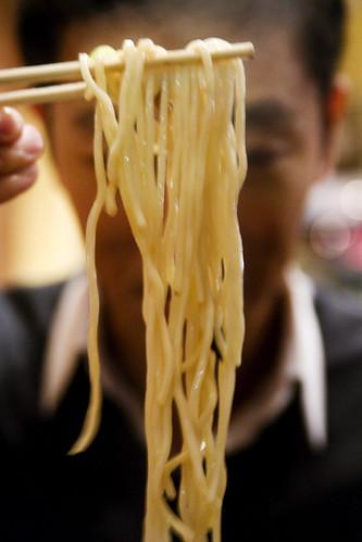 Greg + noodles