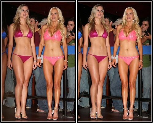 Clear Bikini