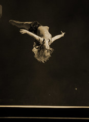 The Flighing Shawn Johnson (noamgalai) Tags: usa sport sepia gold photo picture medal photograph gymnastics olympic gym allrightsreserved medals goldmedalist   olimpics  noamg dancingwiththestars    noamgalai   shawnjohnson  gymnasticssuperstars