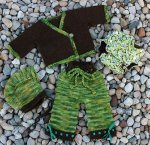 Cloth Beginnings and The Graceful Moose Layette, -7 day auction
