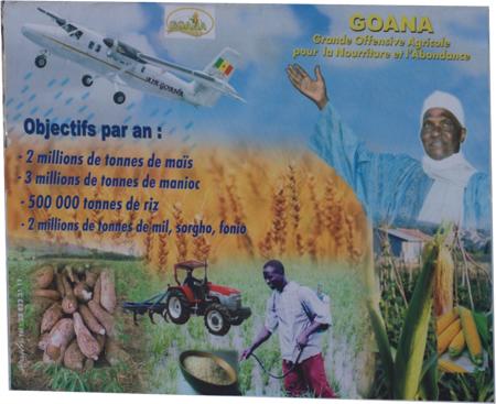 GOANA poster