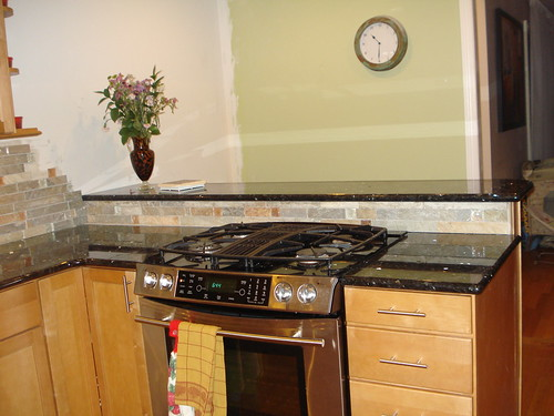 Kitchen Island With Slide In Stove can anyone show me a slide-in range in a peninsula or island?
