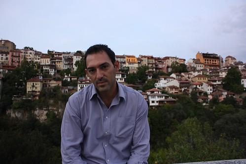 Me at Veliko Tarnovo...