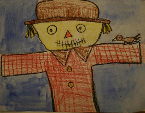 JaCorvian's scarecrow