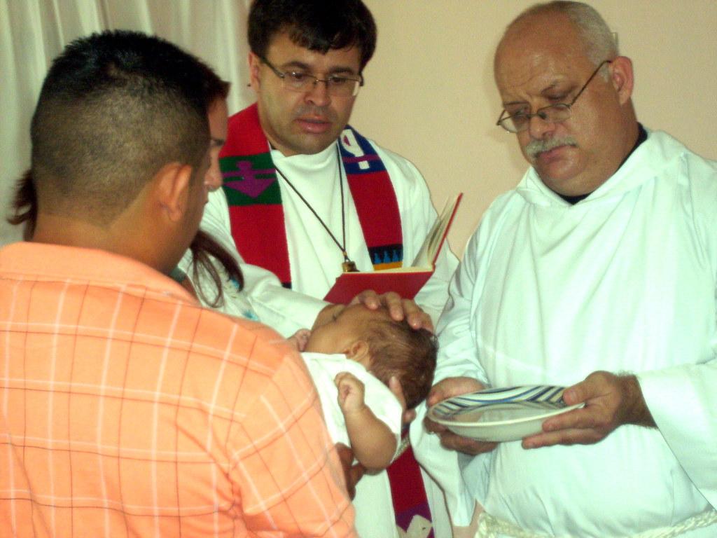 Baptism of Luis Gabriel