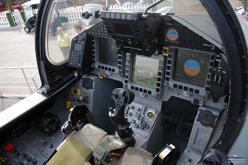 military picture: eurofighter typhoon cockpit picture