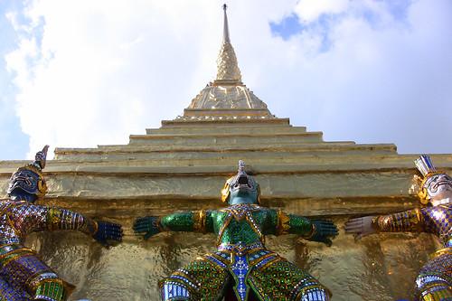 Wat Pho Gremlins
