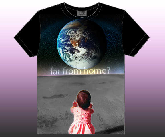 far from home tshirt