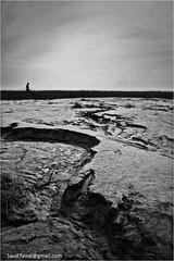Podma parer Manush (Saud A Faisal) Tags: travel shadow sky blackandwhite bw cloud white black nature rural river landscape dhaka bengal bangladesh bangla daytrip bengali padma bangladeshi env bangali soilerosion padmaresort lohajang