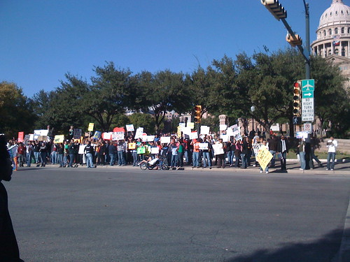 3033546930 856a3d90b6 Gay Rights March/Texas State Capitol