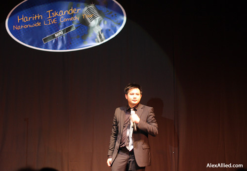 Douglas Lim as the guest star