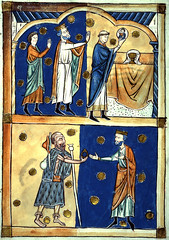 visual art Medieval Miracles