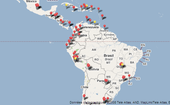 WiMAX Deployment in South America