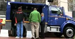 Mint Vending Truck
