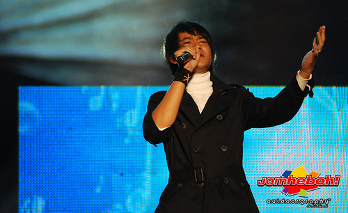 JomHeboh Concert : Nubhan AF