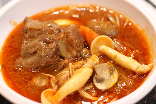 Oxtail Mushroom Soup 2