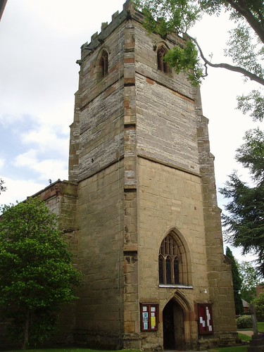Knowle Church Tower