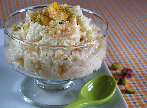 Couscous-pudding