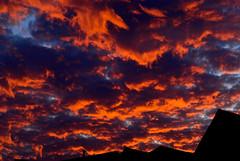 burning sky (Ben McLeod) Tags: houses sunset oregon hillsboro 50mmf14af