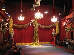 Inside the Bob Baker Marionette Theater. (12/06/2008)