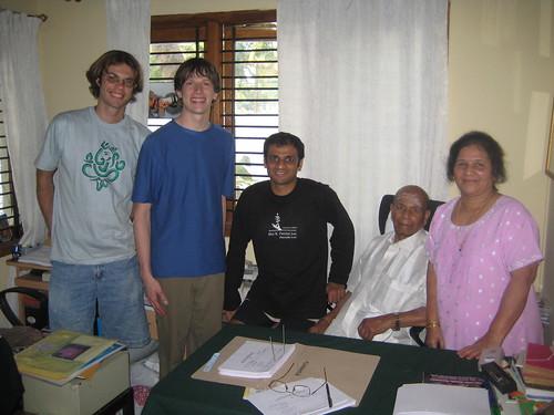 Ben, Evan, and the Gurus of Ashtanga Yoga