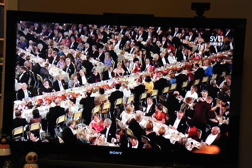 ノーベル賞晩餐会