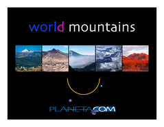 world mountains on flickr