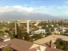 Santiago desde mi terracita