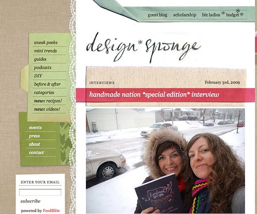 design*sponge interview