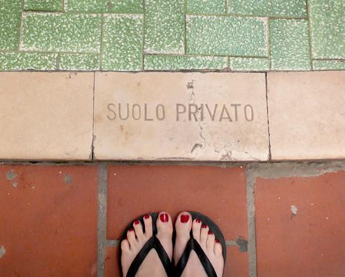 suolo privato