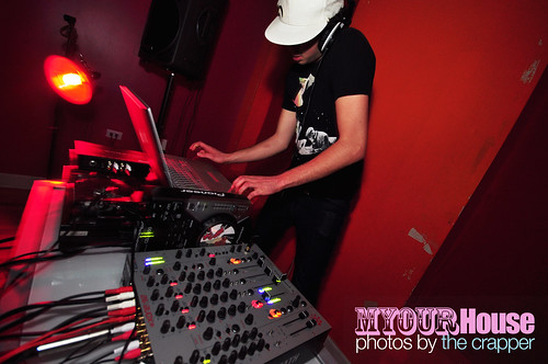 Myour House: ELECTRONIC MUSIC FESTIVAL AFTERHOURS
