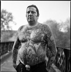 Pascal Tourain (P_mod) Tags: tattoo analog ink hasselblad pascaltourain