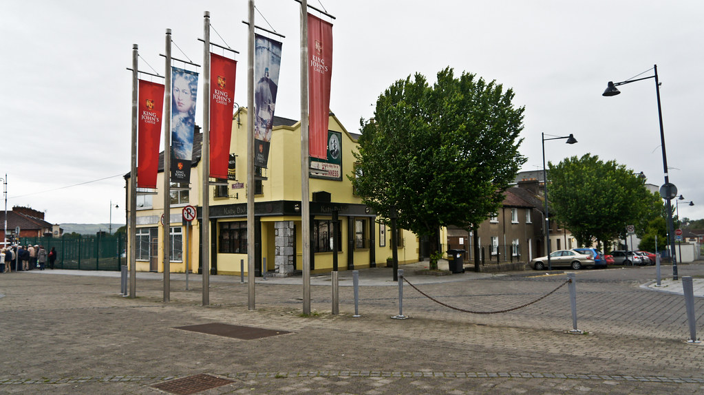 Limerick City - Nicholas Street/Convent Street