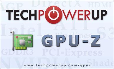 โหลด TechPowerUp GPU-Z v0.5.3 โปรแกรมเช็ครายละเอียดการ์ดจอ