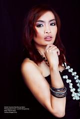 Glance (Yukihiru) Tags: beautiful fashion photoshop canon photography fashionphotography makeup trendy kawaii lovely beautifulgirl